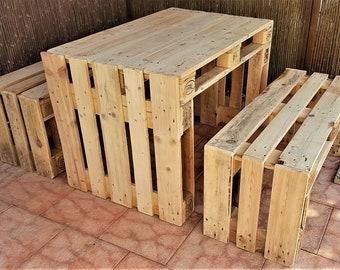 Table gamme vintage table basse industrielle en bois Shabby | Etsy