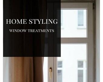 Interior Design Services, E Design Services, Home Decorating Services,  Interior Decorating Services, Window Treatments, Home Decor