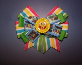 Items Similar To Nickelodeons Spongebob Squarepants With Eyelashes