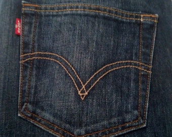 Levi's Jeans used vintage 501 0riginali First choice, original!!!