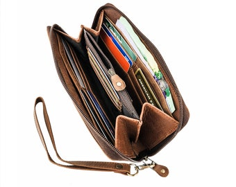 d8b7aaba6294 Full Grain Leather Wallet