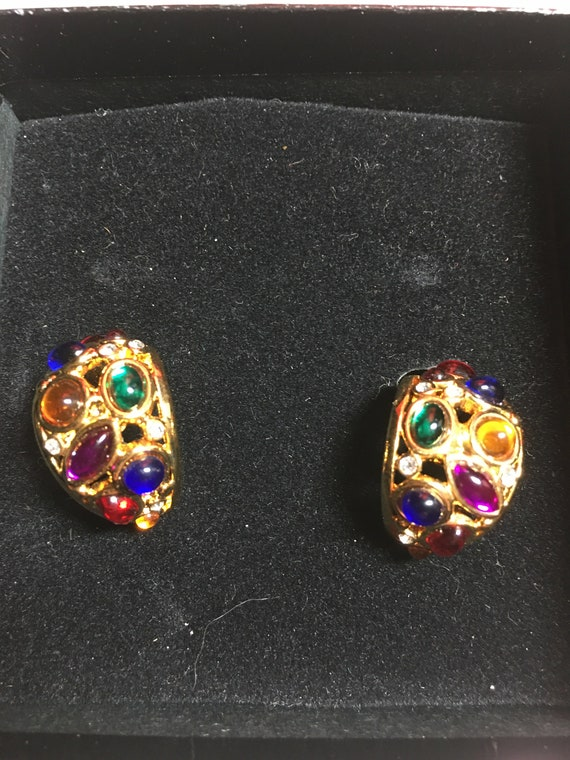 Joan Rivers Classics Collection Earrings - image 1