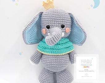 Amigurumi Elefante - Ideias e tutoriais | 270x340