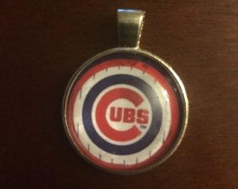 Chicago Cubs Pendant 1