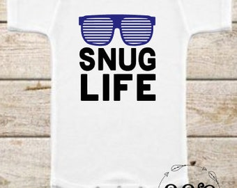 Snug Life bodysuit de4842200