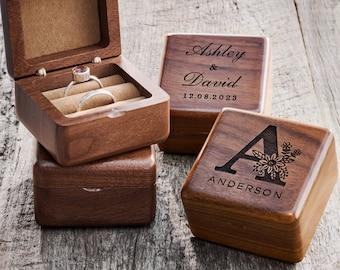 Ring Box Etsy
