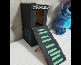 Customized rodent houses