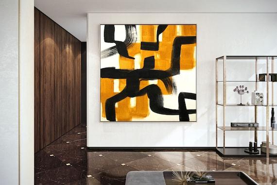 Minimalistic /& Textured Acrylic Art,Painting Extra Large,Large Landscape,Textured Wall Art,Minimalist Large Art Wall Decor Home Decor LaS332