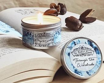 narnia candle