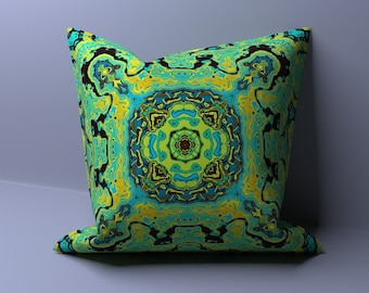 Delicieux Green Sofa Pillow   Couch Pillow Cover   Bed Pillows   Outdoor Pillow    Cushion Cover   Floor Pillow   Moroccan Pillow   Farmhouse Pillows