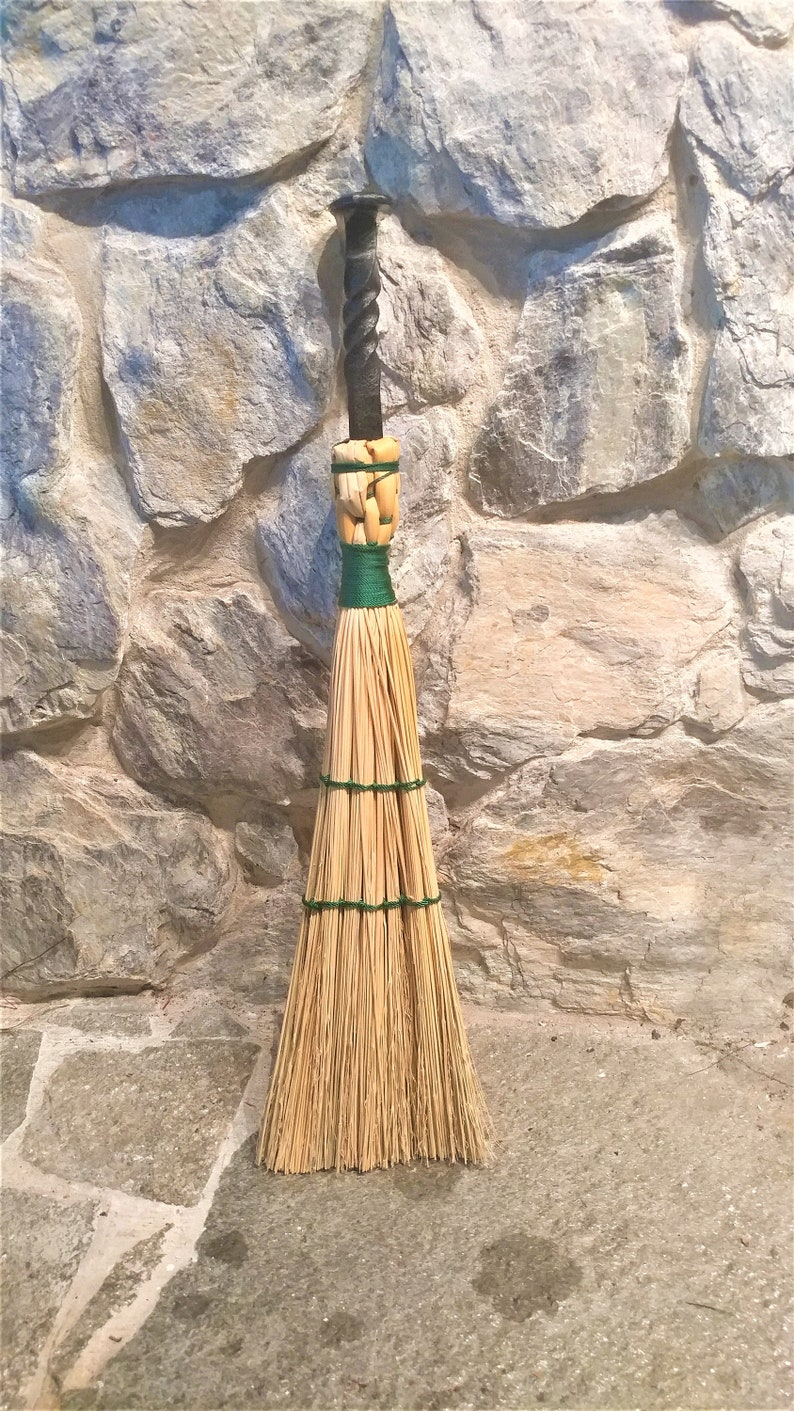 Hand BroomHand ForgedFireplace BroomUnique GiftsHandmade