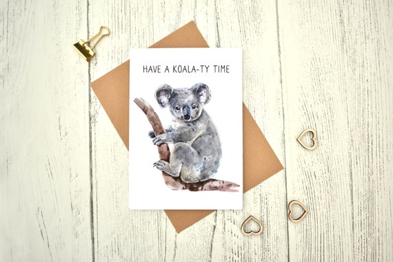 Decoration Home Travelling Koala
