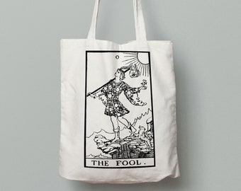 The Fool Tarot Tote