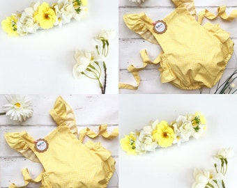 Lemon flower band