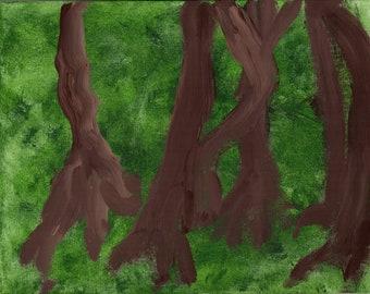 trees digital