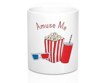 Funny Movie Lovers Coffee Mug 11Oz  Unique