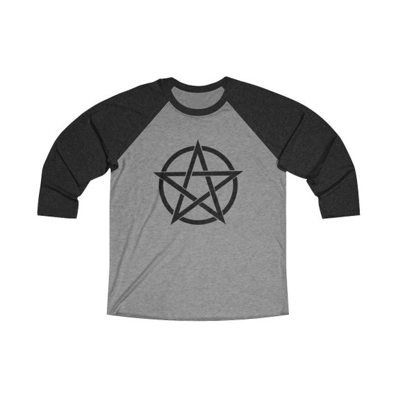 Custom Made T Shirt Witchy Woman Pentagram Wicca Wiccan Witchcraft Women
