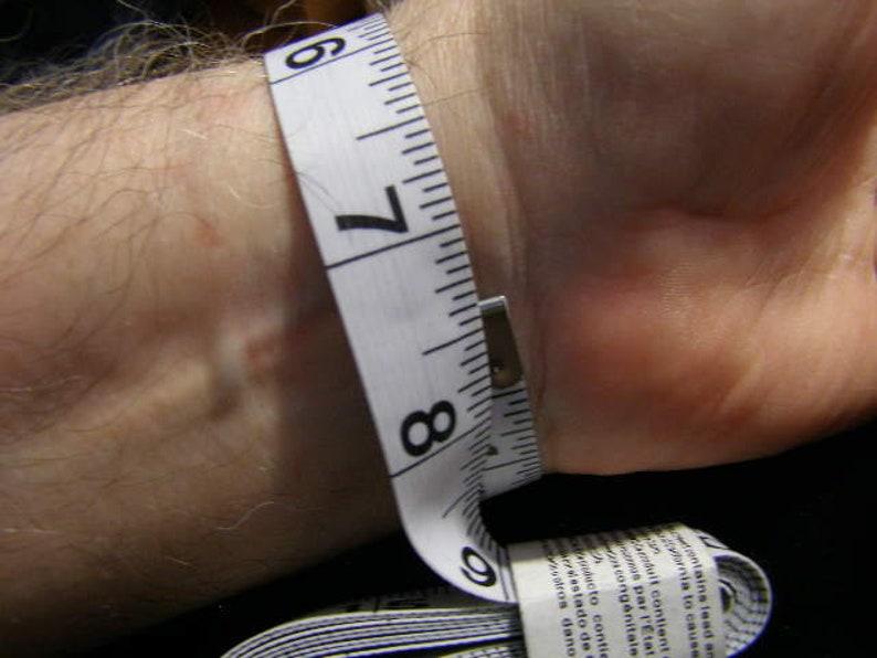 Sterling Silver SOUTHWEST Style Stamped Cuff Bracelet 22.2 Grams #SB-008  **SALE**
