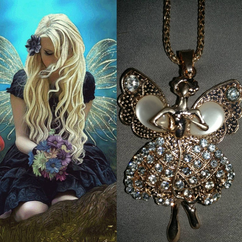 Beautiful Woodland Forest Fairy