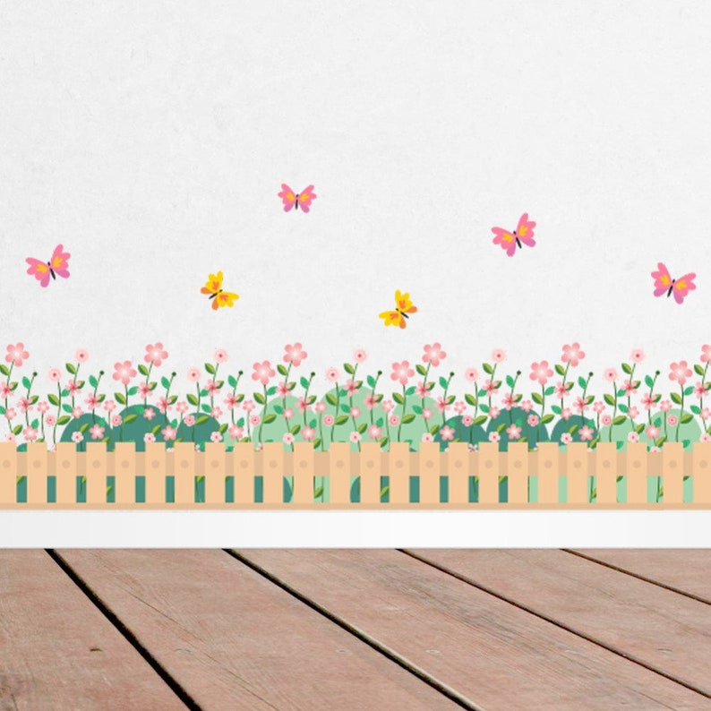 b1ca7bab6 SaLe 3D Butterfly flower wall stickers for kids room living
