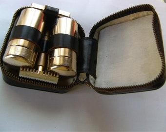 Vintage Czechoslovakia Soluna Shaving set - Used