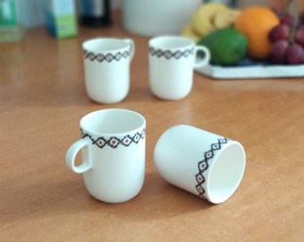 Porcelain Traditional Cup - small size