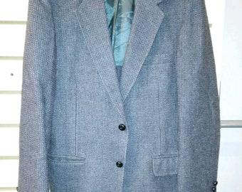Austin Manor  tweed jacket.