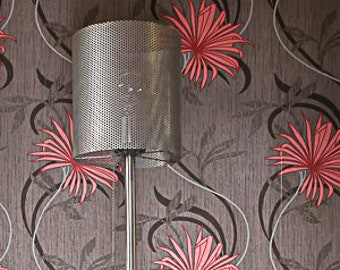 Standing Crankshaft Lamp | Handmade Floor Lamp | Custom Furniture