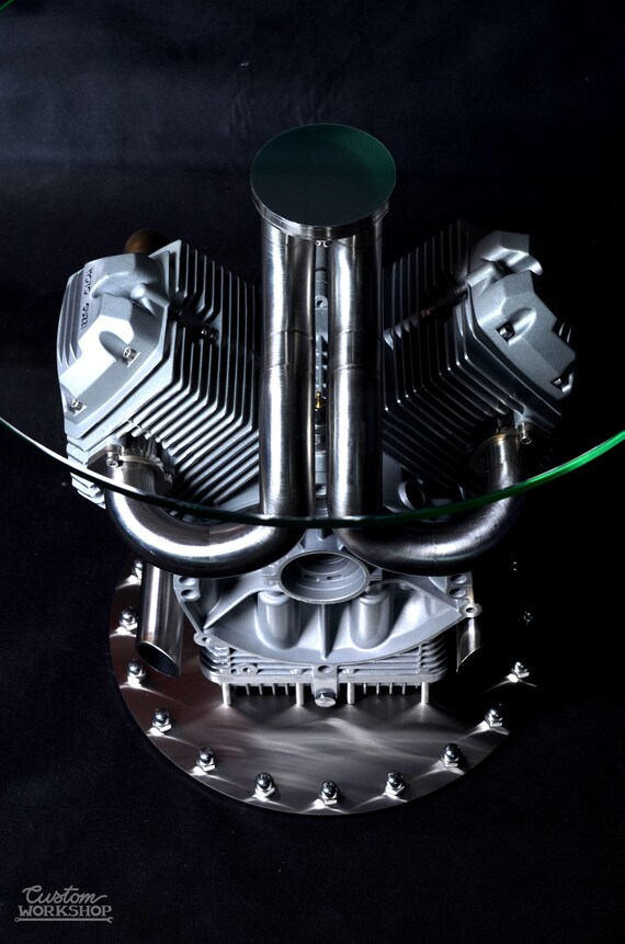 Flugzeug Motor Couchtisch Antonov 2   Etsy
