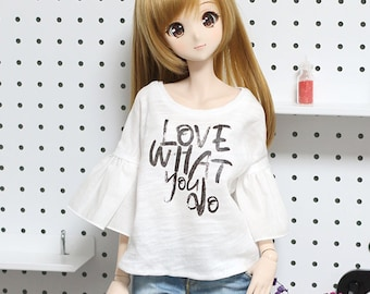 All Cotton Black And White Super Small Plaid Cotton Cloth Bjd Doll Clothes Casual Pants Shirt Cloth Doll Accessories Dolls & Stuffed Toys Dolls Accessories