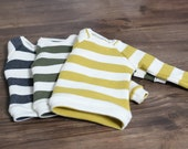1 3 BJD Sd13 Smart doll clothes - Wide Striped long sleeves sweater 3 color