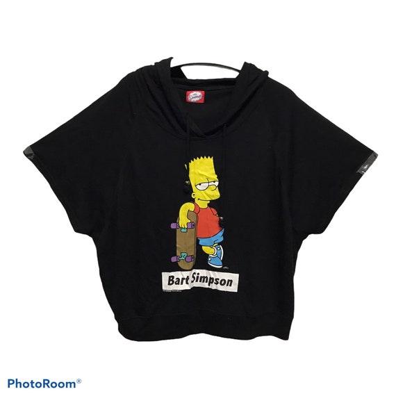 Cartoon The Simpsons hoodie