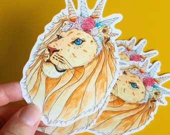 Sea Lion Vinyl Sticker Decal for laptop   notebook   phone case   iPad case