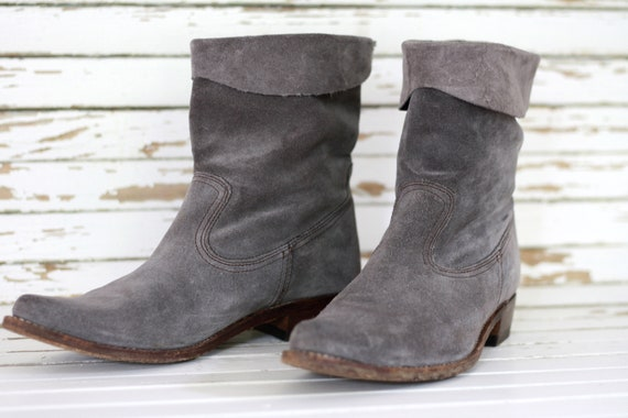 Sancho. French shoes boots 40* UK 6,5* USA 8* Shoe