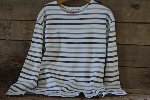 UNISEX French shirt sailor  French naval  French m
