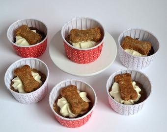Doggie Cupcakes