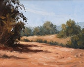 "Riverbed shadows, 6""..."