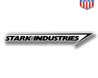 Stark industries etsy stark industries sticker colourmoves