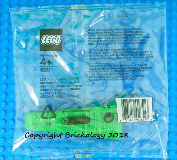 Lego 5 New Dark Turquoise Human Tools Brick and Axle Separator Parts