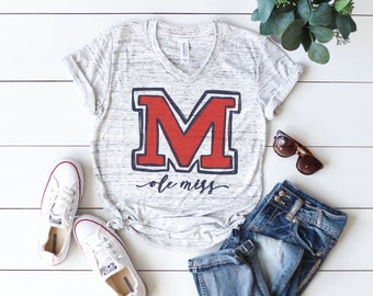 Ole Miss Tee -- Graphic Tee -- Women s t-shirt -- Women s Fashion 3293bb5bcb6af