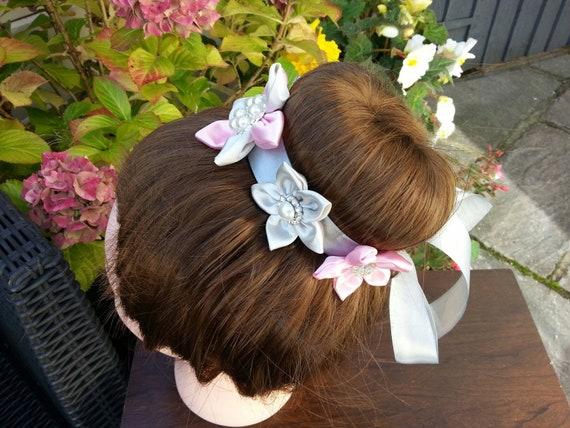 hair bun wrap bridal hair accessories ballet bun wrap