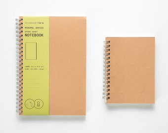 A6 Spiral Bound Lined Pages Notebook Instrument Design CHRISTMAS PRESENT GIFT