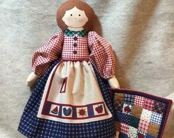 Little Americana Doll