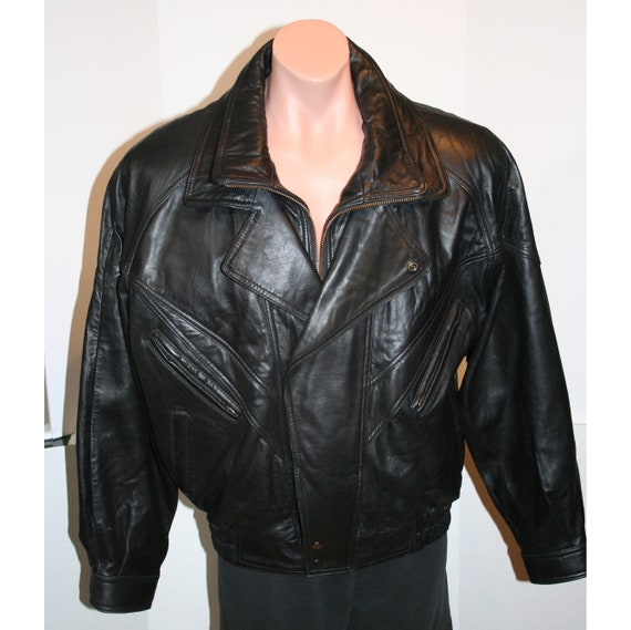 Traditional Trends Thinsulate Leather Jacket SIZE… - image 1