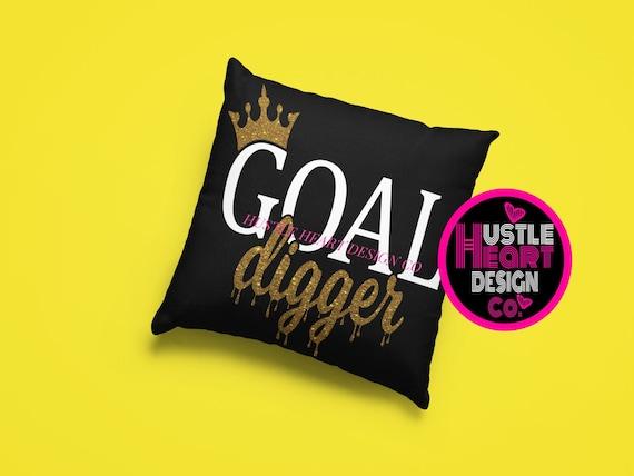 Goal Digger Svg, Goal Setter Go Getter, Hustler Svg SVG/PNG File