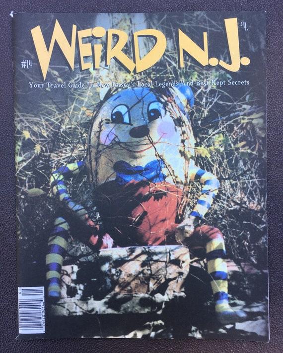 Weird New Jersey Magazine Subscription 10