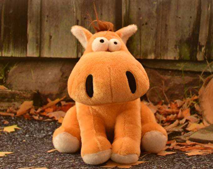 Featured listing image: Kiddie Coddles Plush Doll - Henry The Horse