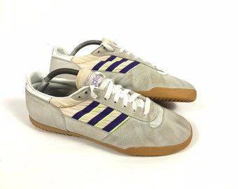 Adidas Vintage Shoes Etsy