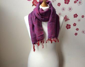 36ffb8769a7 Nepal scarf | Etsy