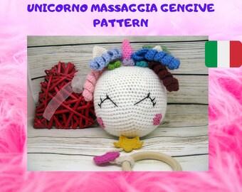 Unicorno amigurumi-pupazzo imbottito-peluche-Regalo Natale2017 ... | 270x340